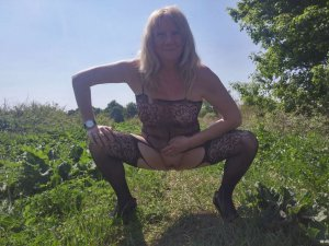 Solyana mature anal classified ads Weston WI